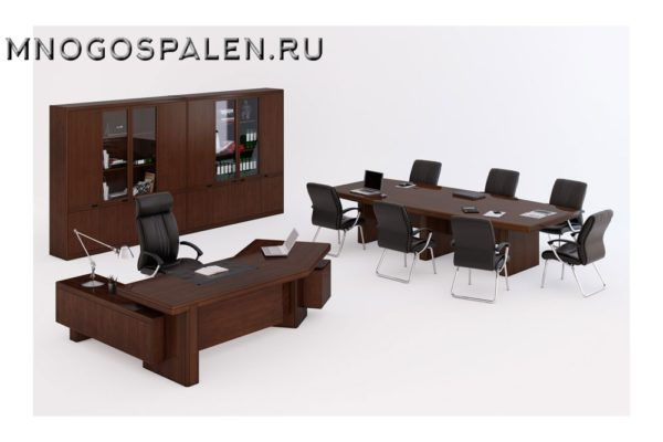 Кабинет MUX Палисандр купить в салоне-студии мебели Барселона mnogospalen.ru много спален мебель Италии классические современные