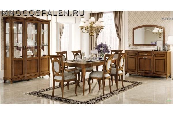 ГОСТИНАЯ FANTASIA DAY Noce Camelgroup купить в салоне-студии мебели Барселона mnogospalen.ru много спален мебель Италии классические современные